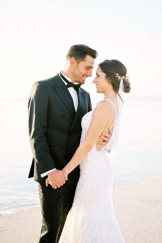 Lavish and Ethereal Greek Hotel Wedding Inspiration – Camilla Cosme Photography 18