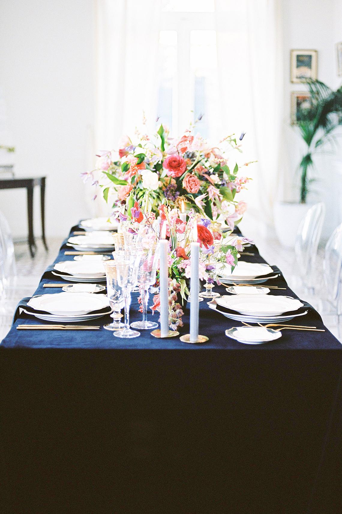 Lavish and Ethereal Greek Hotel Wedding Inspiration – Camilla Cosme Photography 2