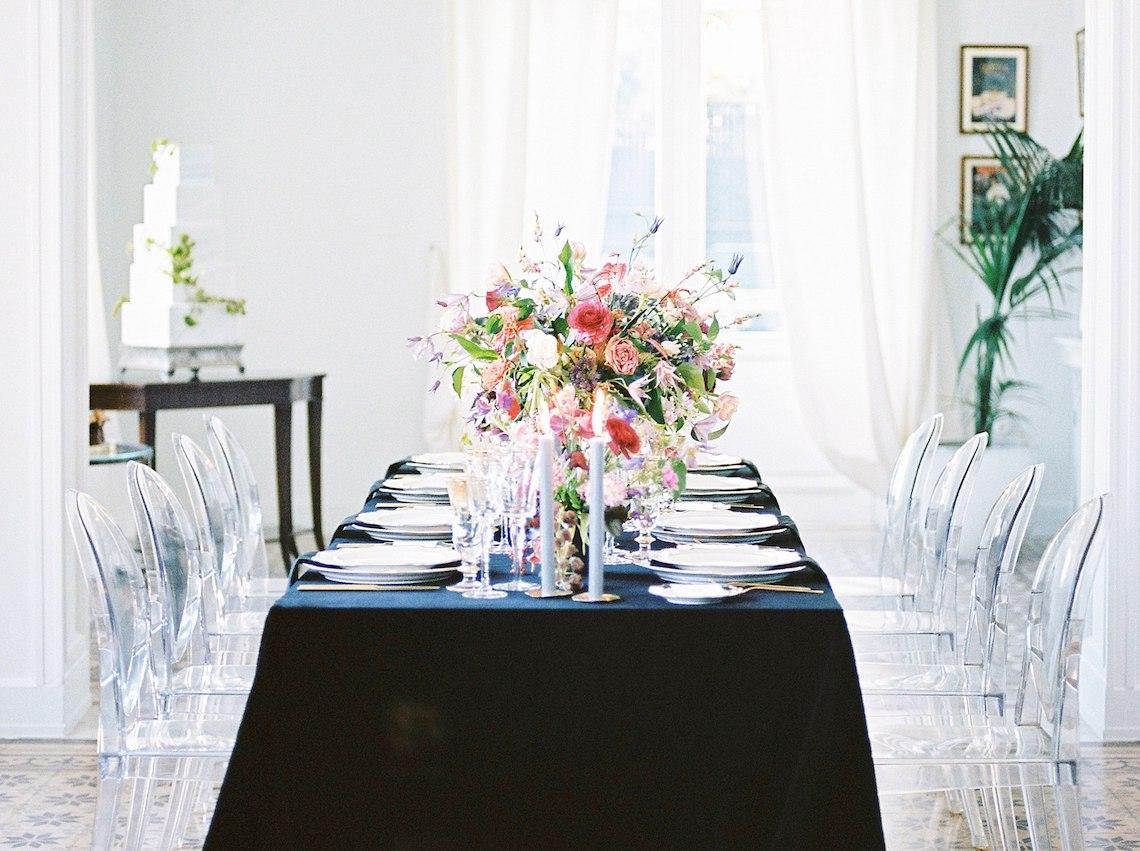 Lavish and Ethereal Greek Hotel Wedding Inspiration – Camilla Cosme Photography 33