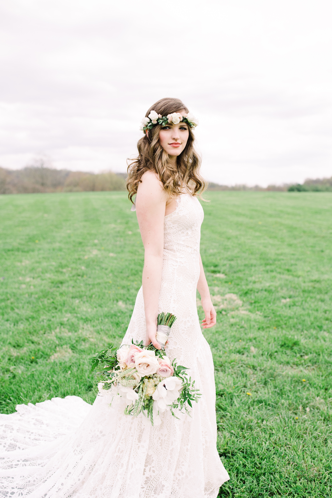 Quaint Country Chic Boho Wedding Inspiration – Sons and Daughters Photography 10