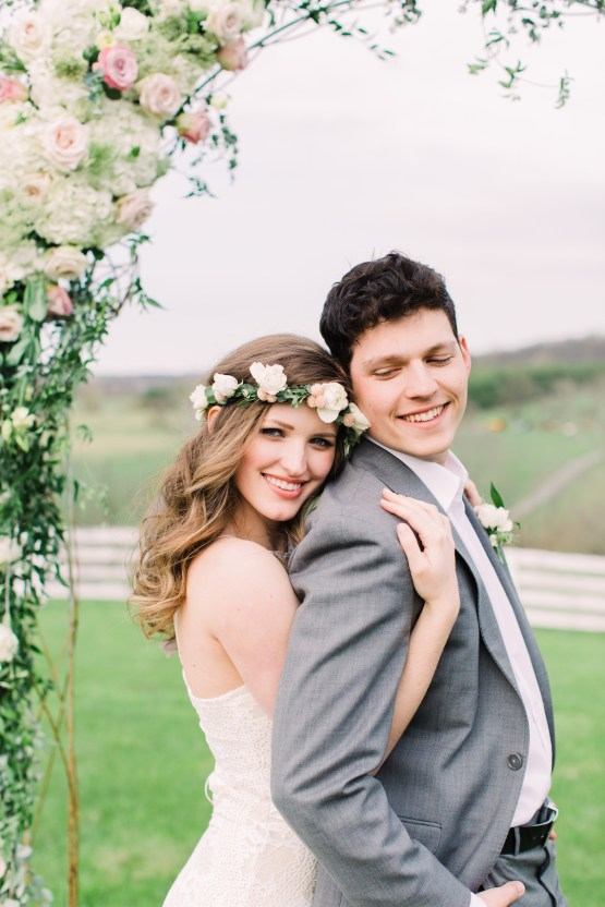 Quaint Country Chic Boho Wedding Inspiration – Sons and Daughters Photography 24