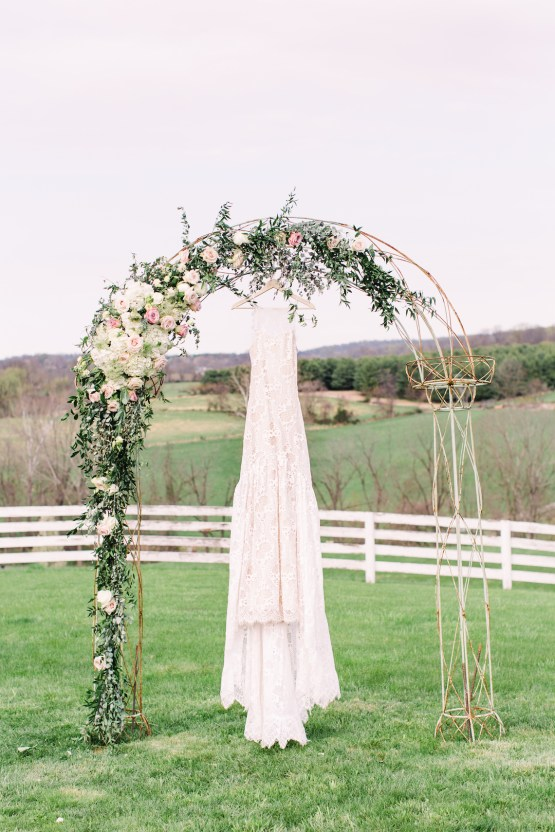 Quaint Country Chic Boho Wedding Inspiration – Sons and Daughters Photography 5