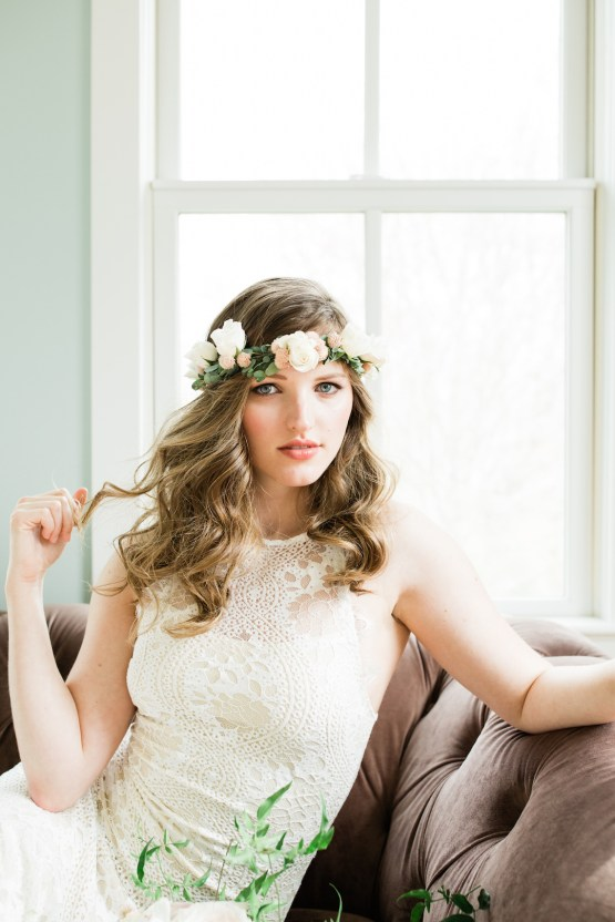 Quaint Country Chic Boho Wedding Inspiration – Sons and Daughters Photography 8