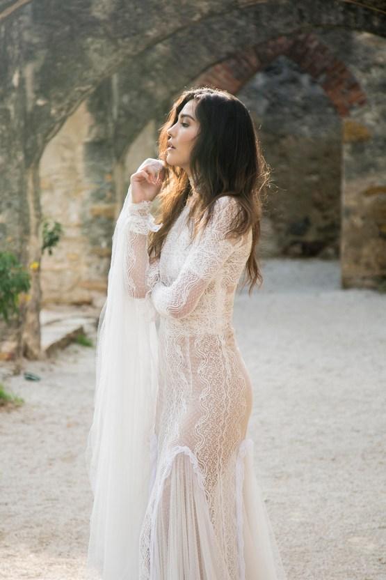 Spanish Lace and Old World Elegance Wedding Inspiration – Szu Designs 16