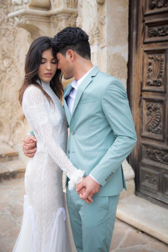 Spanish Lace and Old World Elegance Wedding Inspiration – Szu Designs 33
