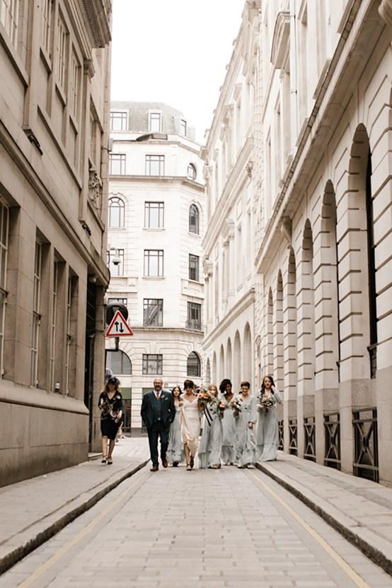 Swanky London Bank Wedding – Jessica Williams 22