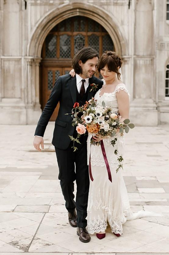 Swanky London Bank Wedding – Jessica Williams 28