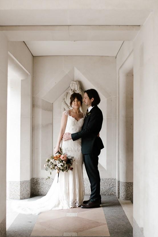Swanky London Bank Wedding – Jessica Williams 29