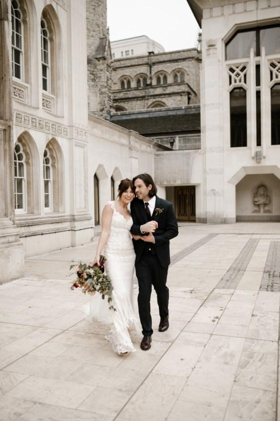 Swanky London Bank Wedding – Jessica Williams 32
