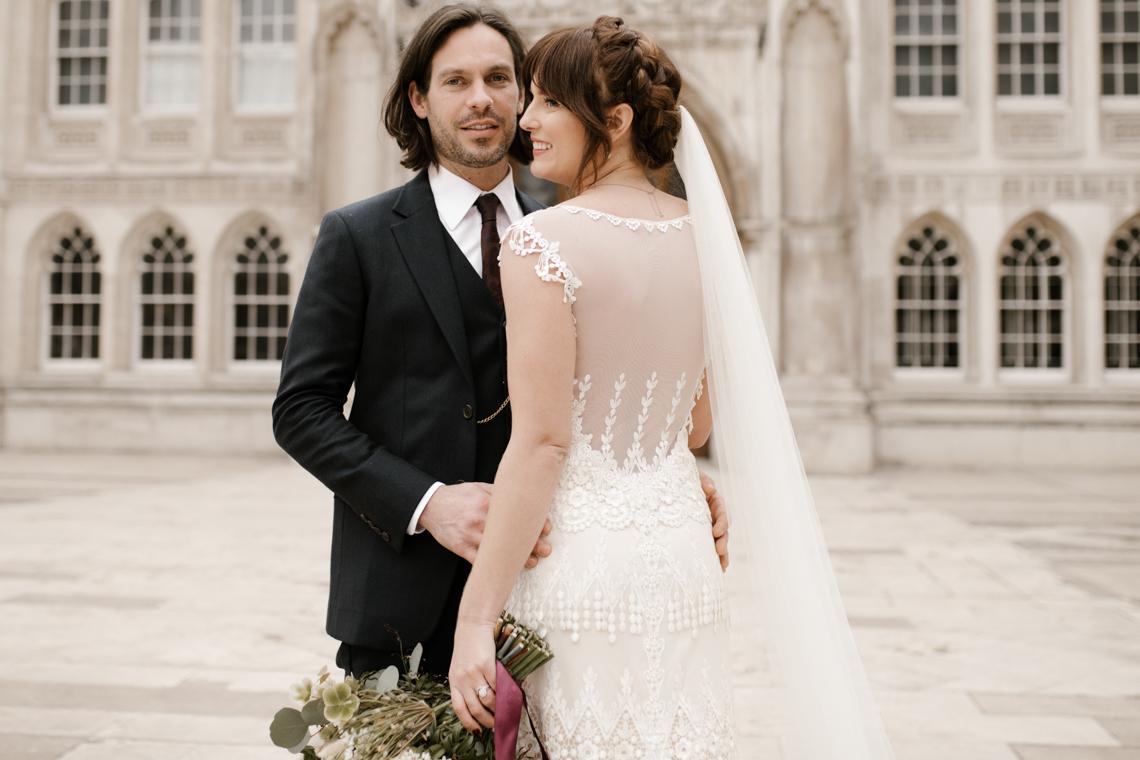 Swanky London Bank Wedding – Jessica Williams 6