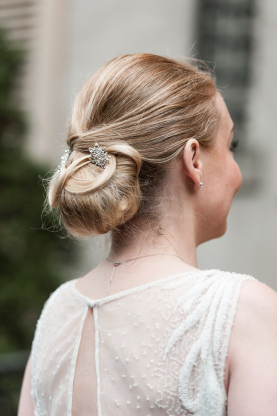 Upscale Art Deco Rhode Island Wedding With A Feathered Dress – Lynne Reznick Photography 20