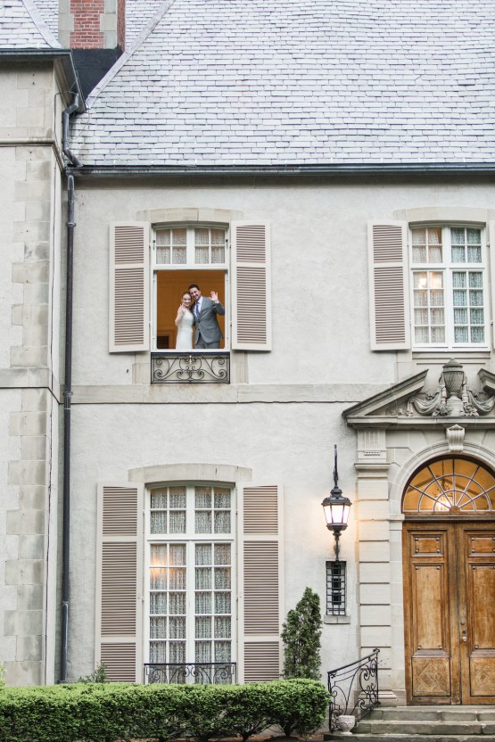 Upscale Art Deco Rhode Island Wedding With A Feathered Dress – Lynne Reznick Photography 21