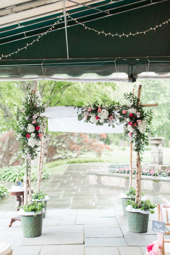 Upscale Art Deco Rhode Island Wedding With A Feathered Dress – Lynne Reznick Photography 41