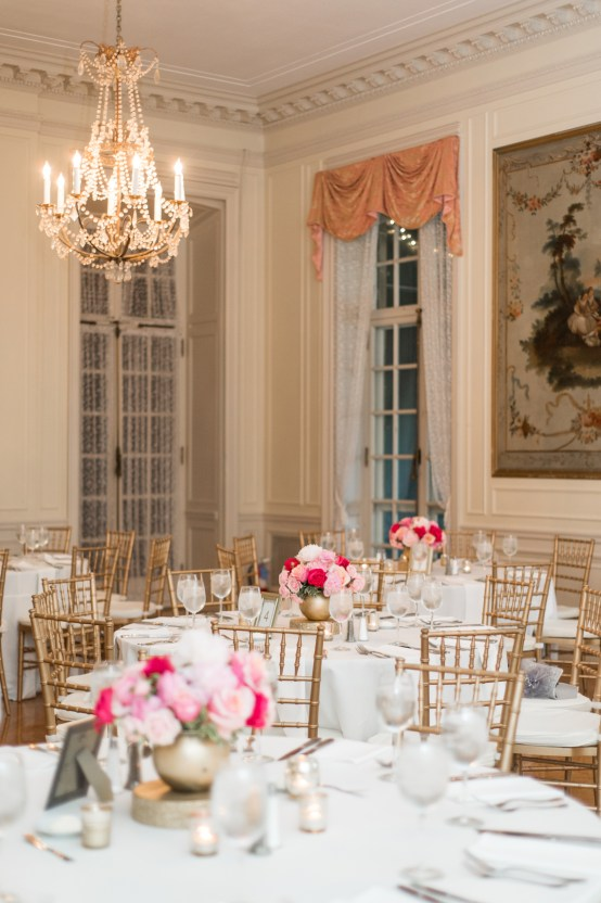 Upscale Art Deco Rhode Island Wedding With A Feathered Dress – Lynne Reznick Photography 51