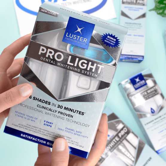 Why You Should Consider Teeth Whitening Before Your Wedding – Luster Premium Whitening System 5