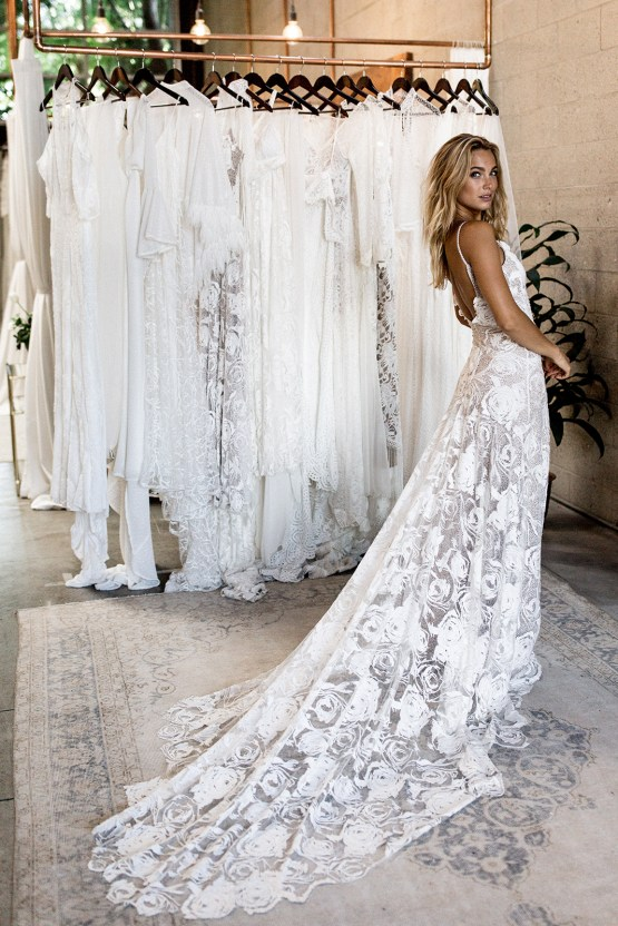 10 Best Bridal Salons in Los Angeles – Grace Loves Lace Rosa Gown
