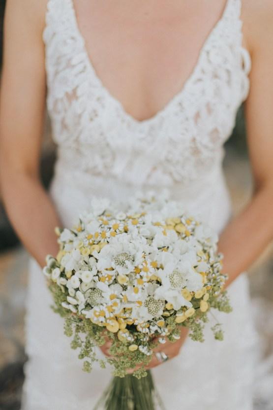 Boho Greek Island Wedding Featuring A Circle Floral Arch – Paulina Weddings 29