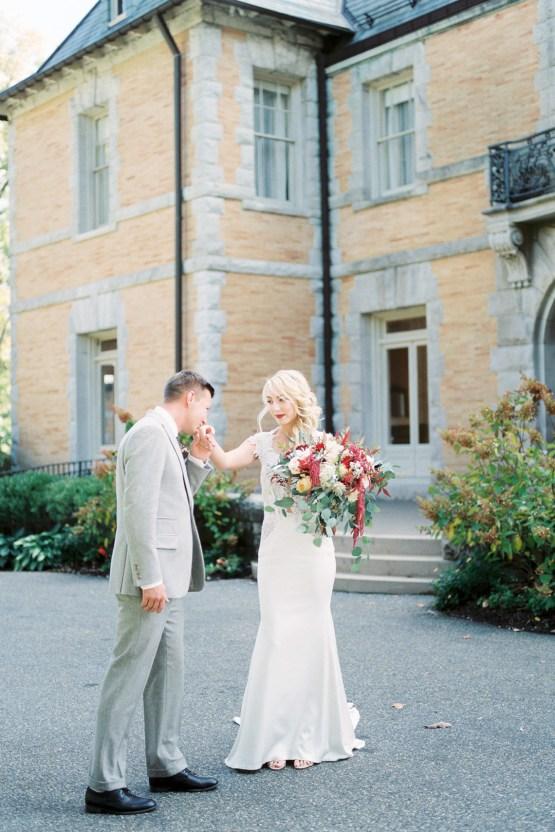 Cairnwood Estate Chateau Fine Art Wedding Inspiration – du soleil photographie 25