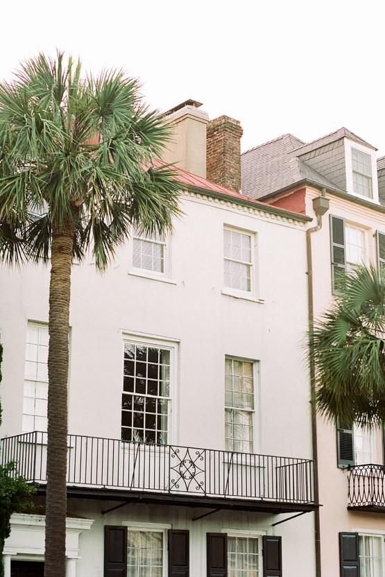 Elegant Fuchsia Wedding Inspiration in Charleston – Carrie Joy Photography – Detailed I Dos 1