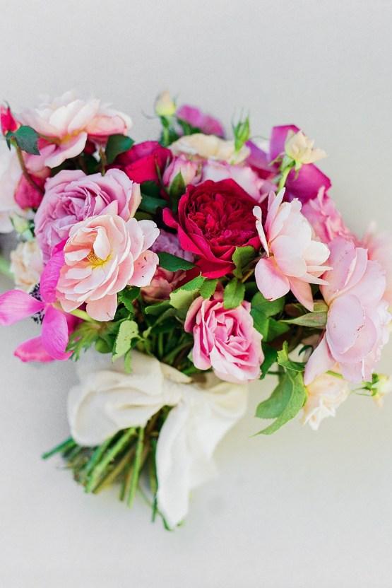 Elegant Fuchsia Wedding Inspiration in Charleston – Carrie Joy Photography – Detailed I Dos 10