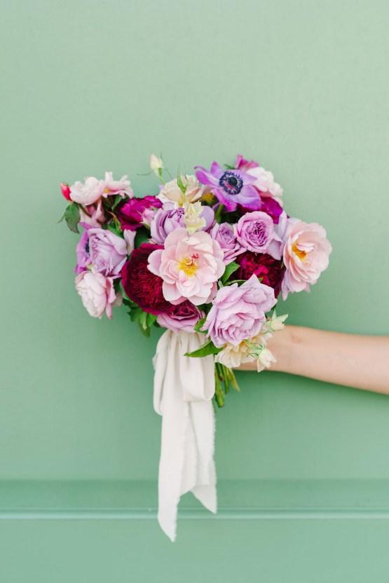 Elegant Fuchsia Wedding Inspiration in Charleston – Carrie Joy Photography – Detailed I Dos 17
