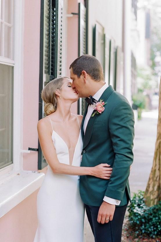 Elegant Fuchsia Wedding Inspiration in Charleston – Carrie Joy Photography – Detailed I Dos 26