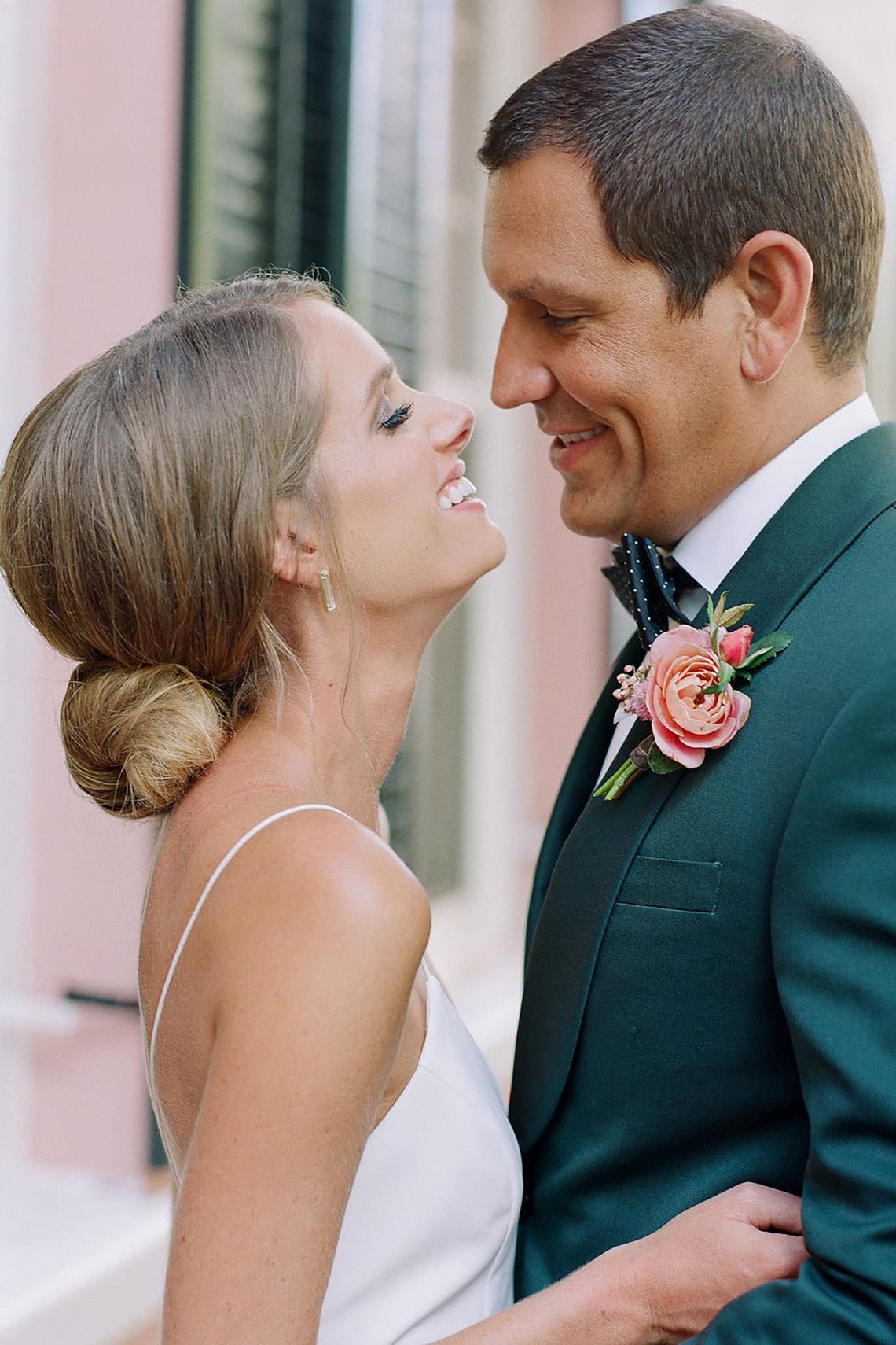 Elegant Fuchsia Wedding Inspiration in Charleston – Carrie Joy Photography – Detailed I Dos 28
