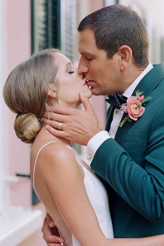 Elegant Fuchsia Wedding Inspiration in Charleston – Carrie Joy Photography – Detailed I Dos 29