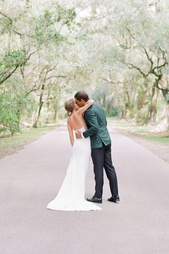 Elegant Fuchsia Wedding Inspiration in Charleston – Carrie Joy Photography – Detailed I Dos 36