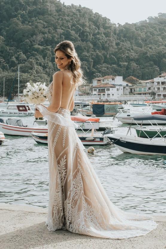 Epic Bohemian Wedding On A Tiny Brazilian Island – Val e Wander Fotografia 5