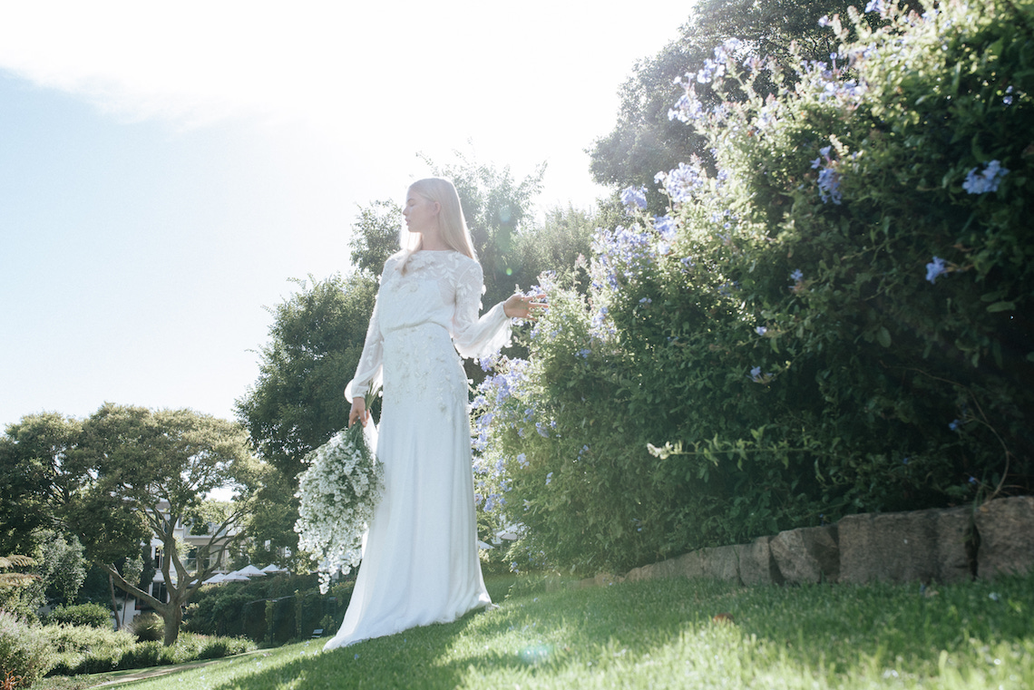 Ethereal Garden South African Wedding Inspiration With Ultra Cool Wedding Dresses – Marilyn Bartman 4