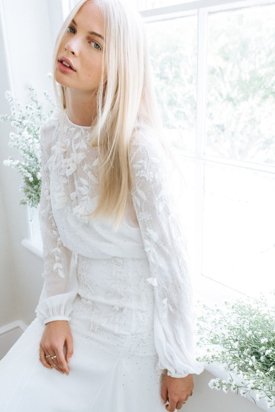 Ethereal Garden South African Wedding Inspiration With Ultra Cool Wedding Dresses – Marilyn Bartman 40