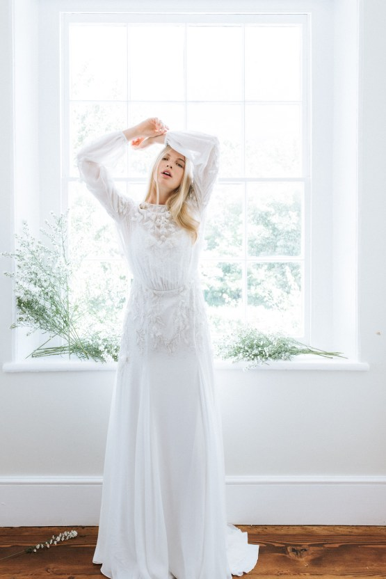Ethereal Garden South African Wedding Inspiration With Ultra Cool Wedding Dresses – Marilyn Bartman 41