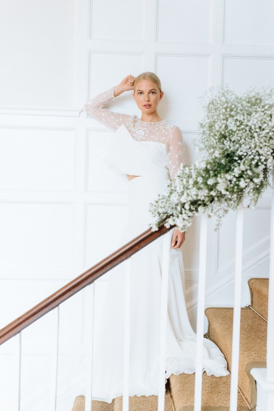 Ethereal Garden South African Wedding Inspiration With Ultra Cool Wedding Dresses – Marilyn Bartman 42
