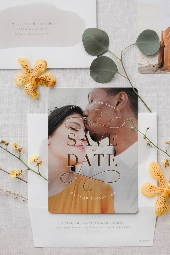 How to Style Your Engagement Session for the Perfect Save The Date – Minted Weddings 70