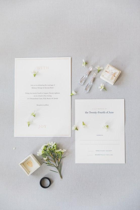 Intimate Southern Boho Beach Wedding in Charleston – Ava Moore Photography 33