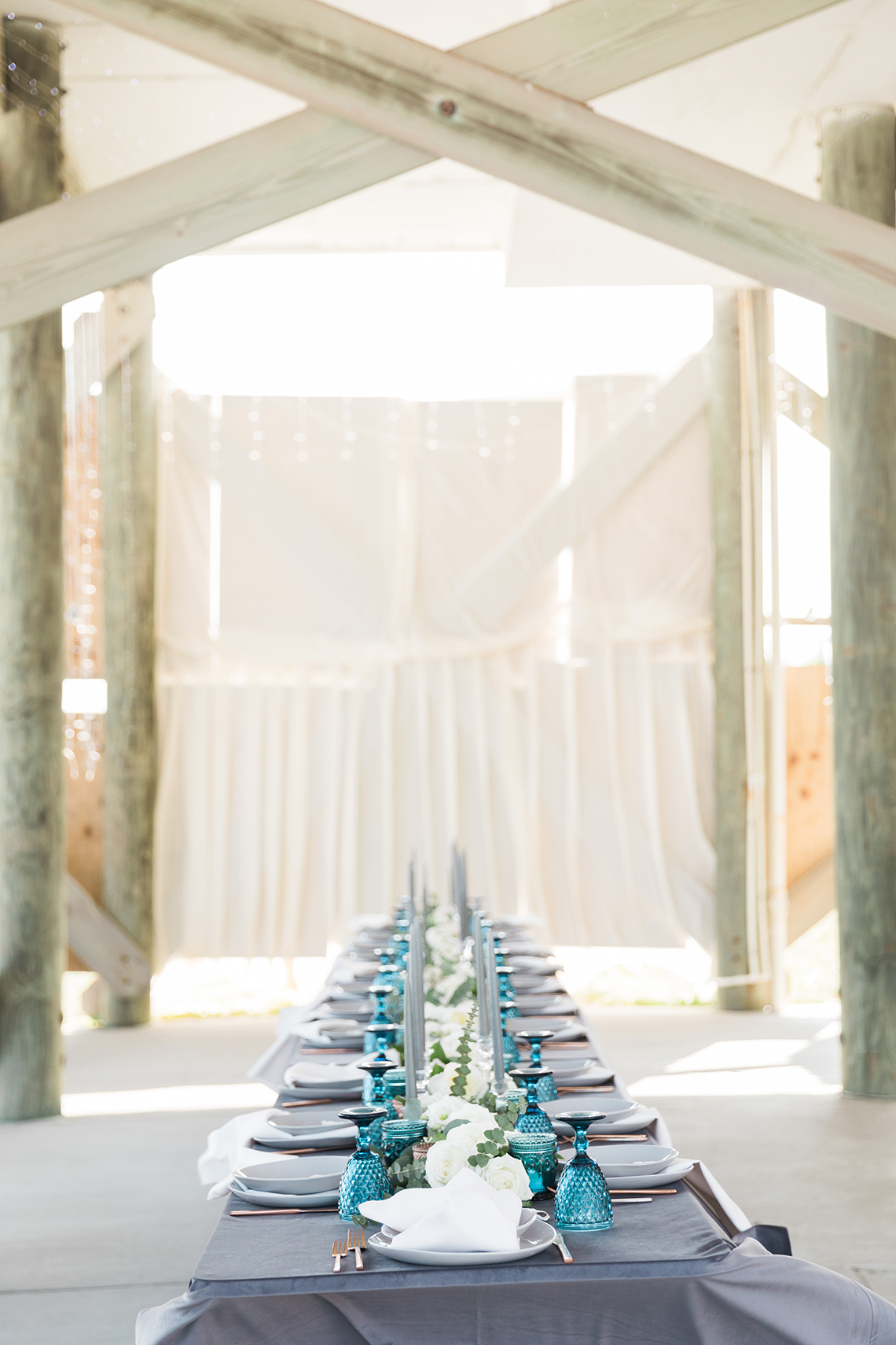 Intimate Southern Boho Beach Wedding in Charleston – Ava Moore Photography 34