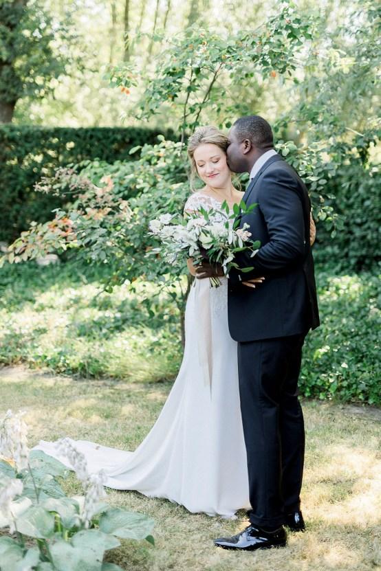 Light and Airy Belgium Garden Wedding – Elisabeth Van Lent 8