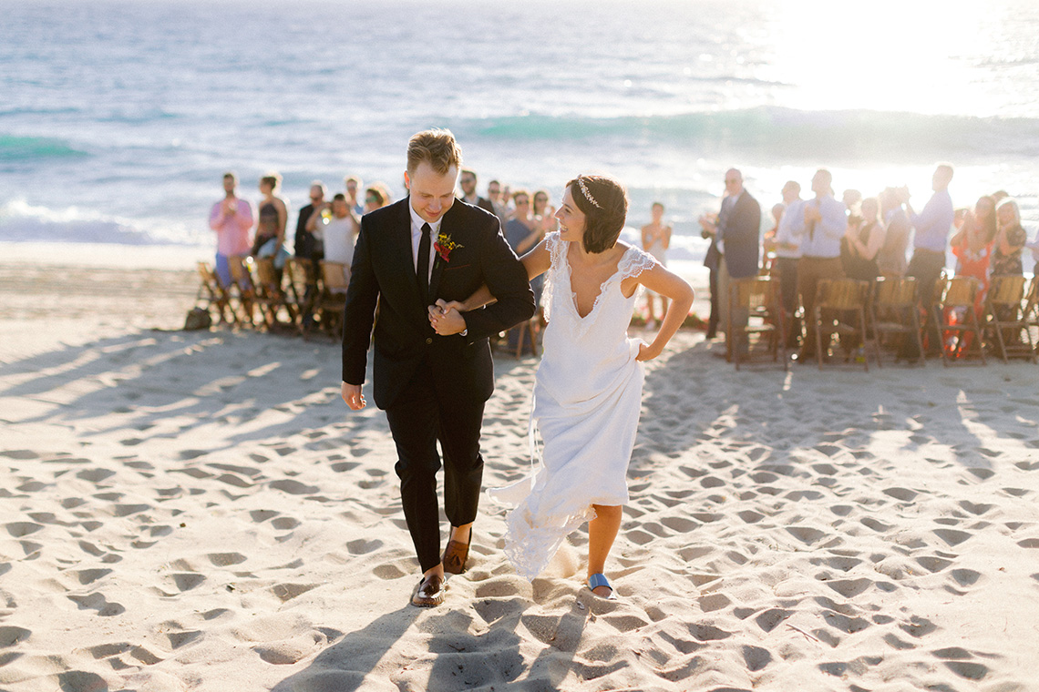 Real Bride Diary – Wildly Fun and Intimate Baja Beach Wedding of Claire Eliza and Jack – Corinne Graves 14