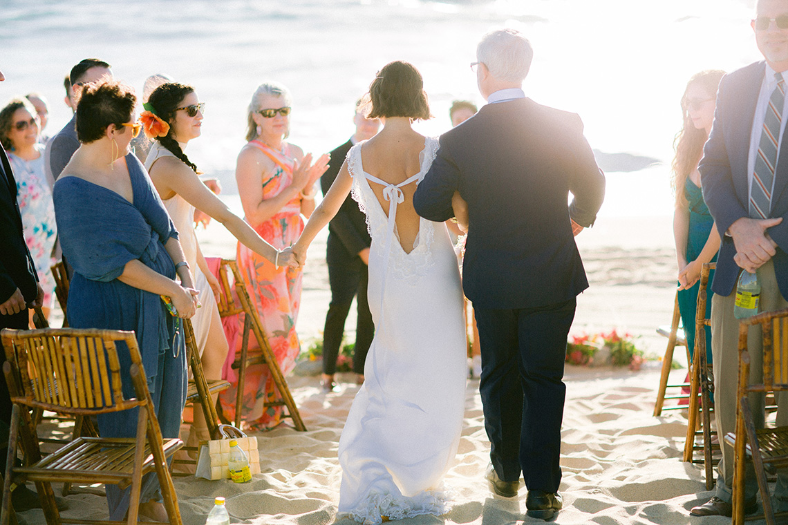 Real Bride Diary – Wildly Fun and Intimate Baja Beach Wedding of Claire Eliza and Jack – Corinne Graves 6