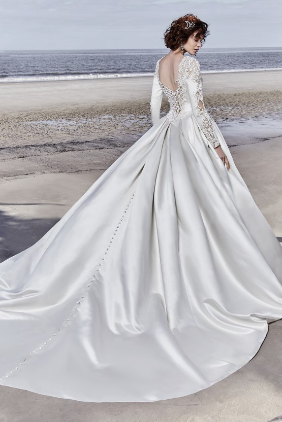 Dream Maggie Sottero Long Sleeve Wedding Dresses – Sottero and Midgley Brennon 1