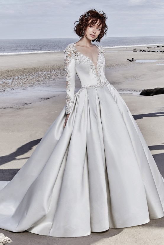 Dream Maggie Sottero Long Sleeve Wedding Dresses – Sottero and Midgley Brennon 2