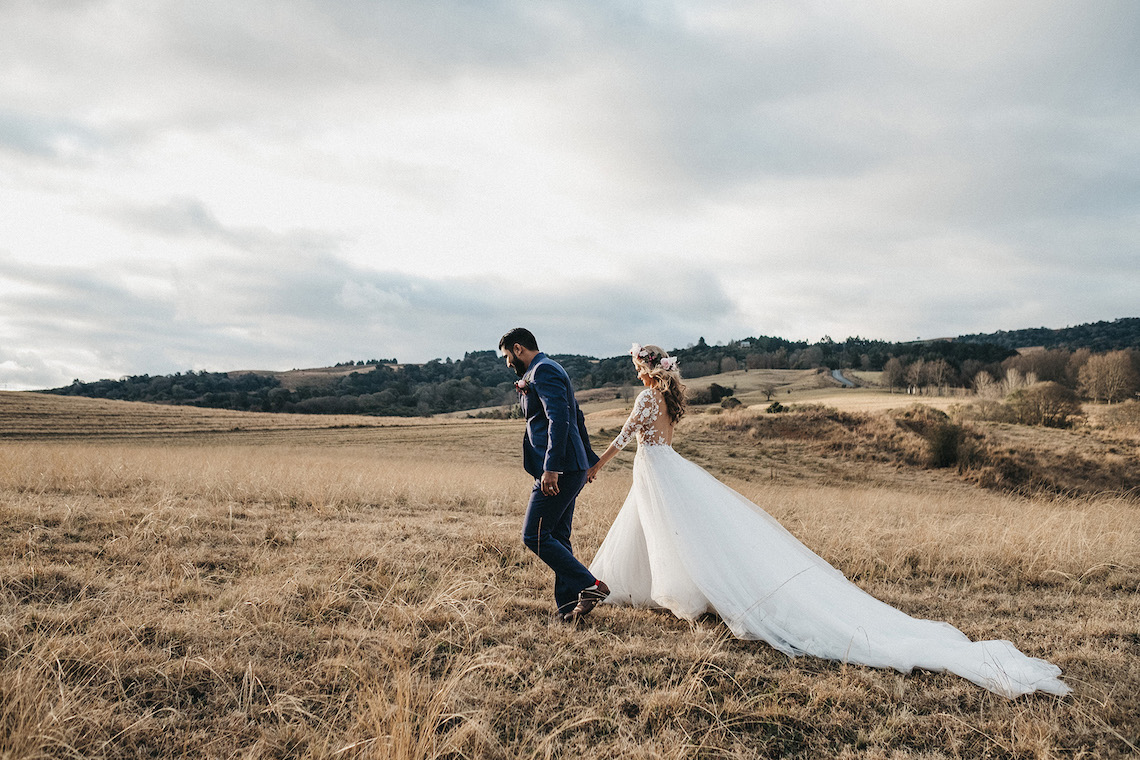 Floral-Rich Boho South African Winter Wedding – Dean Maber 18
