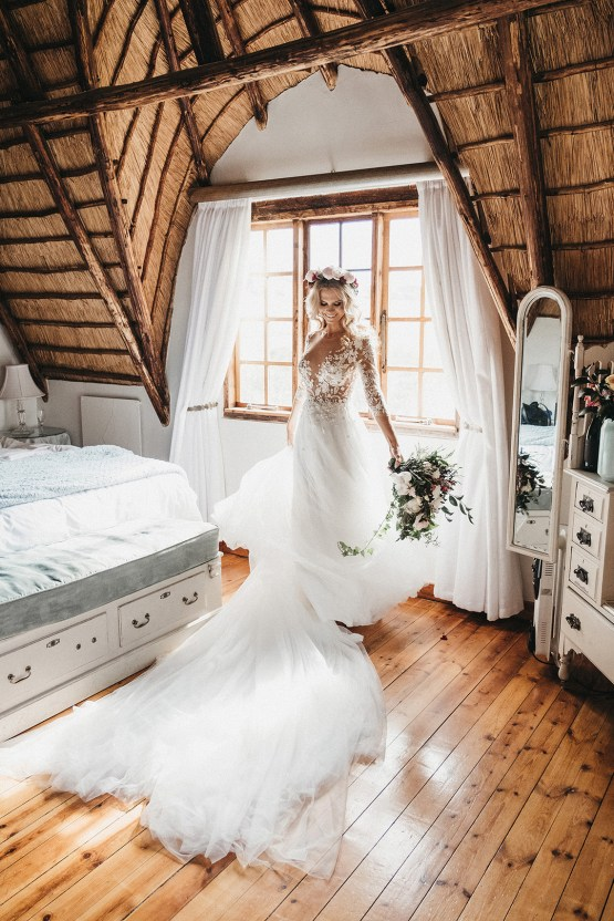 Floral-Rich Boho South African Winter Wedding – Dean Maber 30