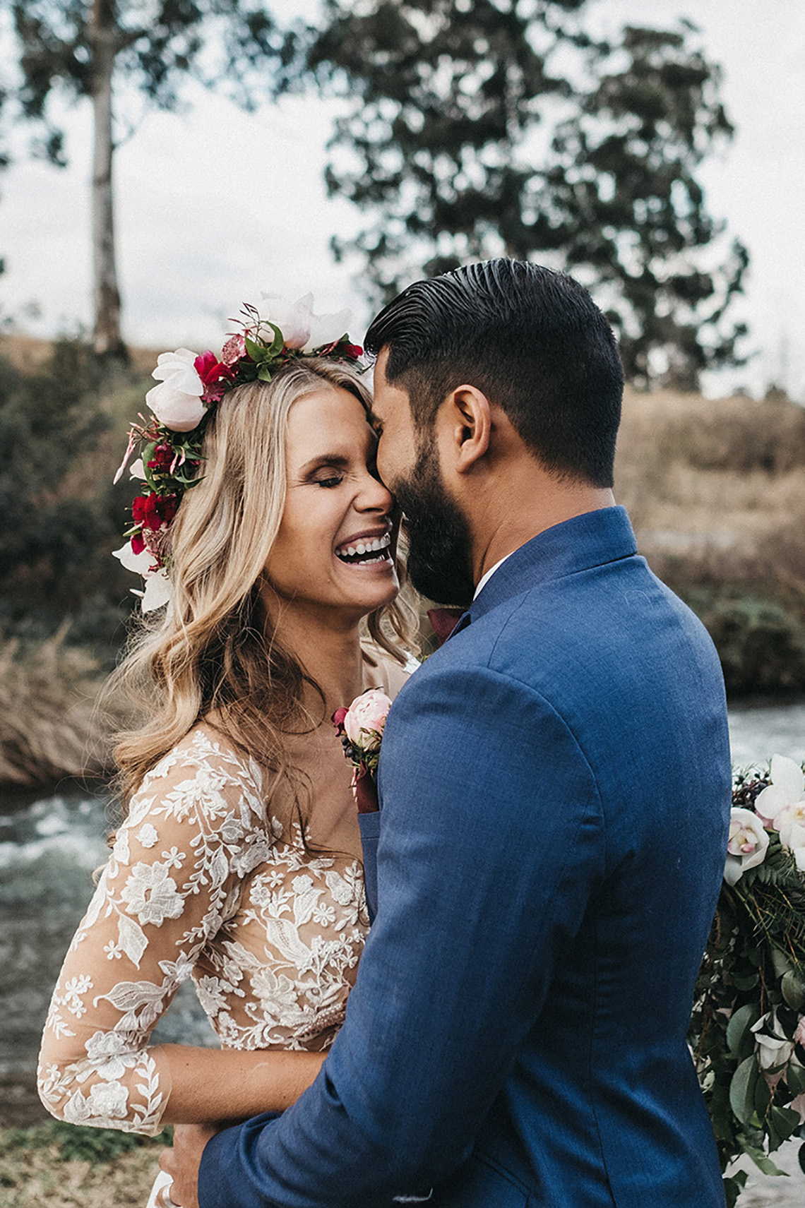 Floral-Rich Boho South African Winter Wedding – Dean Maber 42