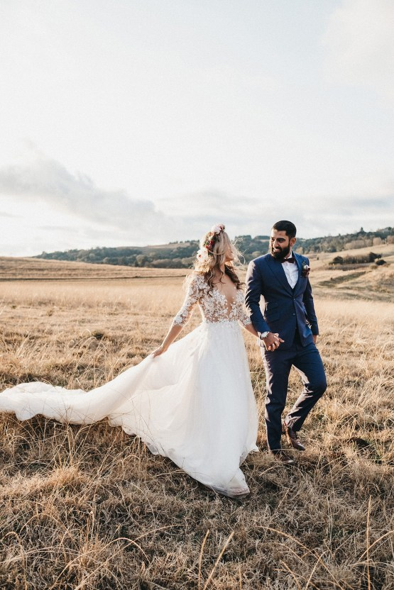 Floral-Rich Boho South African Winter Wedding – Dean Maber 45