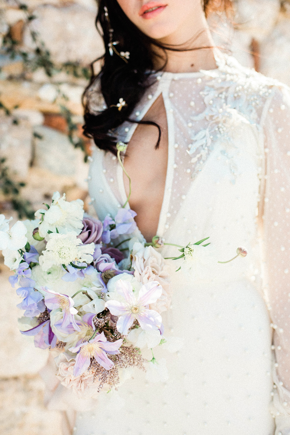 Luxurious Wedding Inspiration From An Ancient Greek Chapel – Nina Wernicke 19