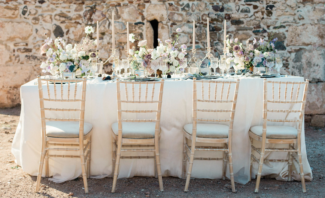 Luxurious Wedding Inspiration From An Ancient Greek Chapel – Nina Wernicke 2
