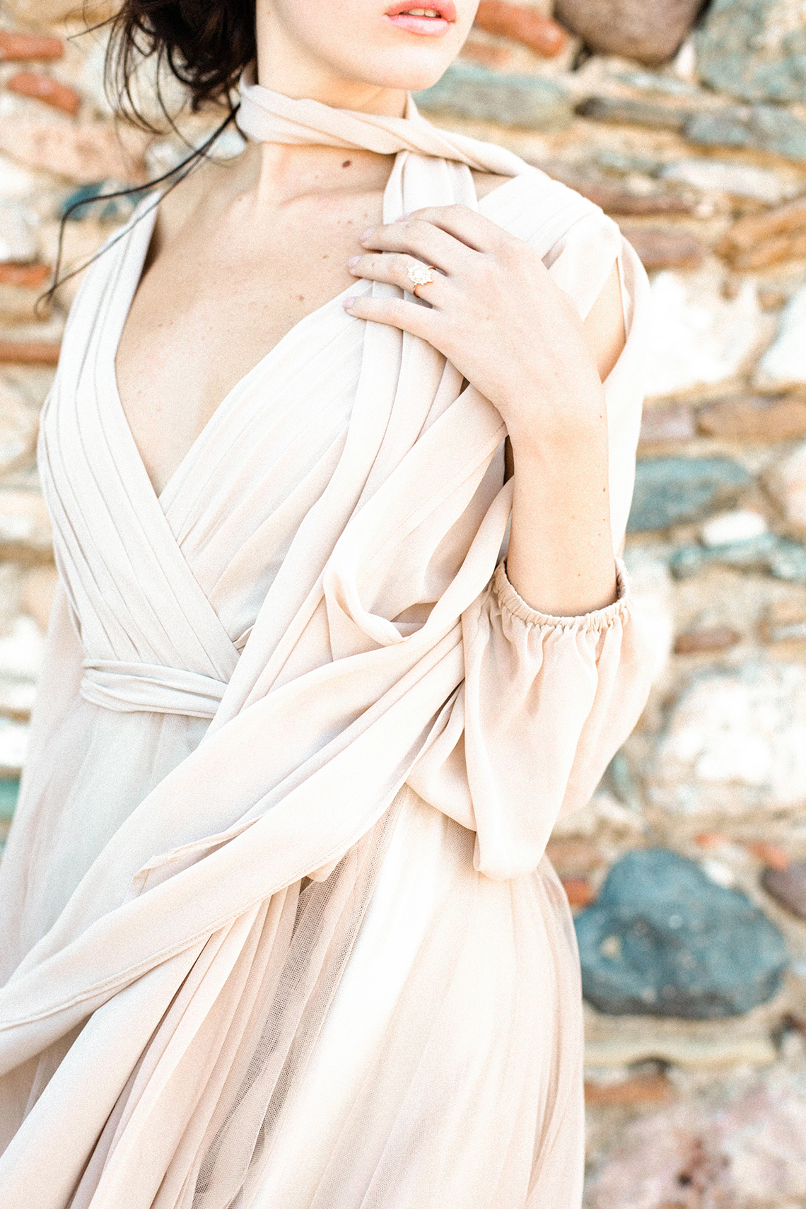 Luxurious Wedding Inspiration From An Ancient Greek Chapel – Nina Wernicke 41
