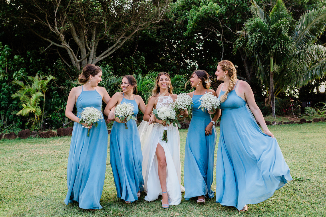 Playful and Intimate North Shore Oahu Beach Wedding – Chelsea Stratso Photography 4